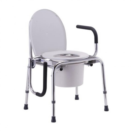 Drop-Arm Commode  sc 1 st  Price Rite Drug & Drop-arm Transport Chair Commode | Price Rite Medical Bozeman MT